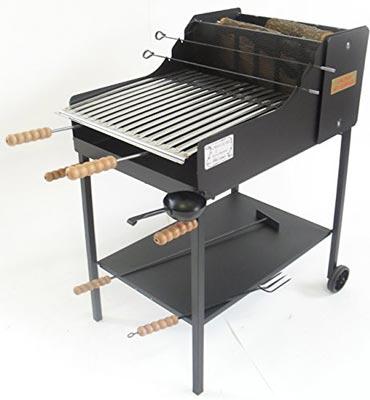 Barbecue Fuocone a legna