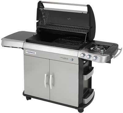 Barbecue a gas Campingaz 4 Series RBS LXS