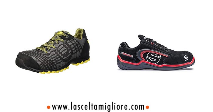 ultima vendita metà fuori nuovo stile e lusso Scarpe antinfortunistiche migliori • Prezzi, consigli ed ...