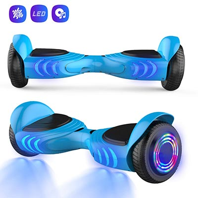 hoverboard GeekMe Scooter Elettrico 6.5