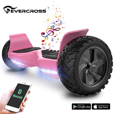 hoverboard EVERCROSS Board Challenger Basic