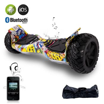 EVERCROSS Hoverboard Challenger Basic