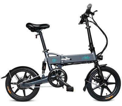 Bici elettrica Fiido D2