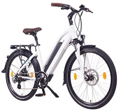 Bici elettrica NCM Milano