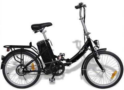 Bici elettrica VidaXL 90814