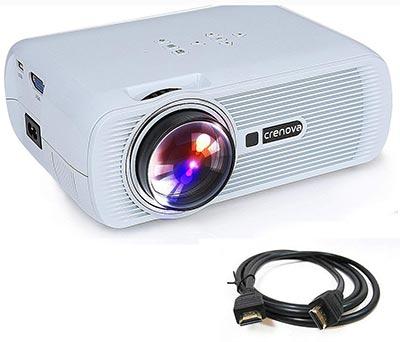 proiettore full HD Crenova XPE470 HD