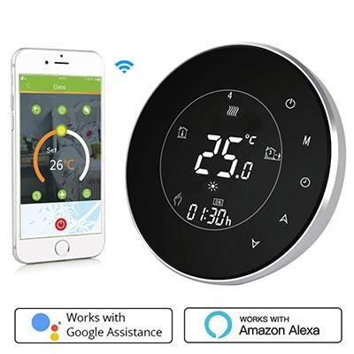Termostato WiFi per Caldaia a Gas/Acqua