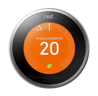 termostato wifi Nest Termostato 3A generazione