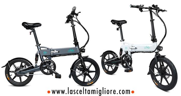 Recensione Bici Elettrica Fiido D2 Economica Pieghevole E Potente