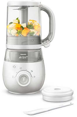 cuocipappa Philips Avent SCF875/02 EasyPappa Plus 4in1