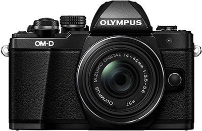 mirrorless Olympus E-M10 Mark II