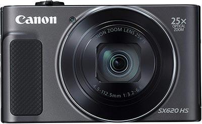 mirrorless Canon SX620 HS PowerShot