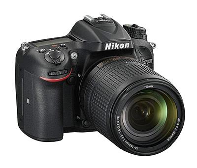 reflex Nikon D7200
