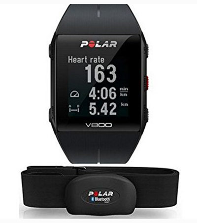 Polar V800 HR cardiofrequenzimetro