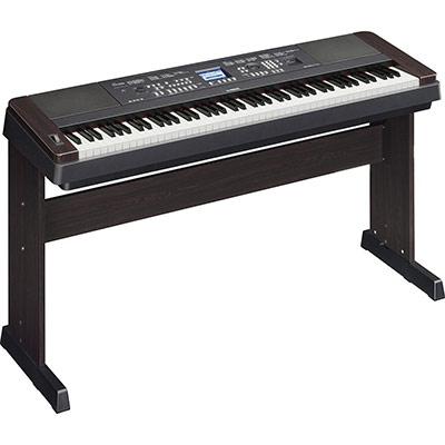 tastiera musicale Yamaha DGX650B