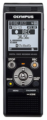 Olympus WS-853 registratore vocale