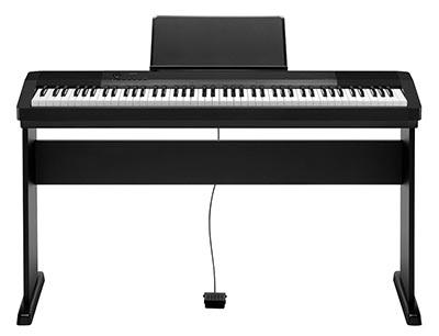 Casio CDP-130BK - Tastiera musicale