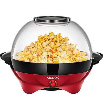 Aicook Macchina Per Popcorn