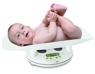 Laica PS3004E bilancia neonato