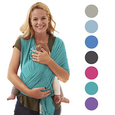 Fascia porta bebè 5-in-1 BabyChamp