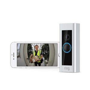 Ring Video Doorbell Pro citofono wireless