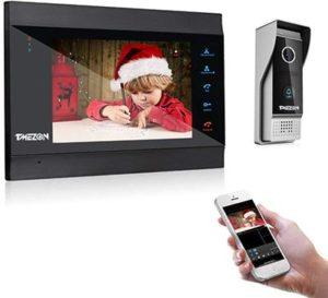 TMEZON Wifi Sistema Videocitofonico