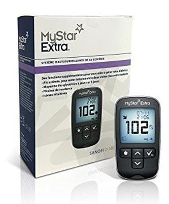 misuratore glicemia BG STAR MYSTAR EXTRA