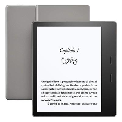 E-reader Kindle Oasis - Grafite ebook reader
