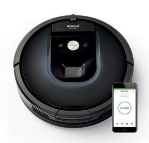 iRobot Roomba 981 robot aspirapolvere