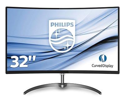 tv curvo Philips 328E8QJAB5