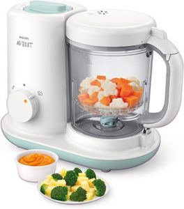 Philips Avent SCF862/02 EasyPappa Essential - Cuocipappa