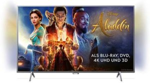 Philips 6000 series TV FHD ultra sottile Android™ tv 32 pollici