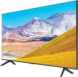 Samsung TV UE65TU8070UXZT tv 60 pollici