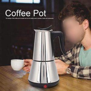 Cafopgrill caffettiera elettrica