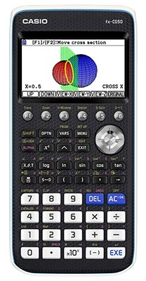 CASIO FX-CG50 calcolatrice scientifica