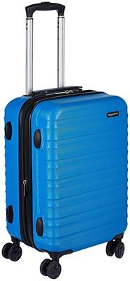 AmazonBasics - Valigia Trolley bagaglio a mano rigido