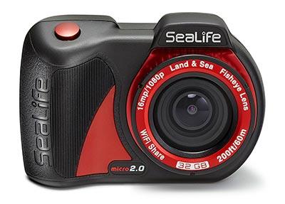 Sealife 35.100.001 Micro 2.0 32 GB fotocamera subacquea