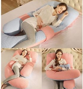 MIAO. Notte Gravidanza Pillow Extra Long cuscino gravidanza