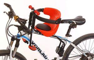 PHYNEDI Seggiolino bici anteriore