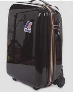 K-Way Mini trolley bagaglio a mano