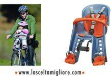 Seggiolino bici anteriore migliore