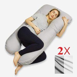 Set completo di cuscino gravidanza