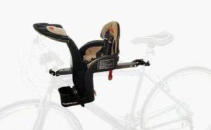 Wee-ride seggiolino bici anteriore