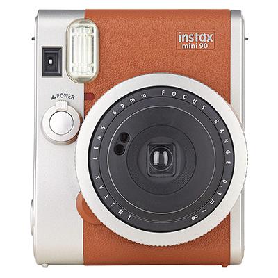 Fujifilm Instax Mini 90 Brown macchina fotografica istantanea