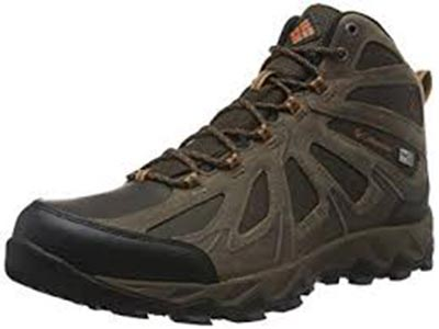 Columbia Peakfreak Xcrsn Mid Leather Outdry scarpe da ferrata