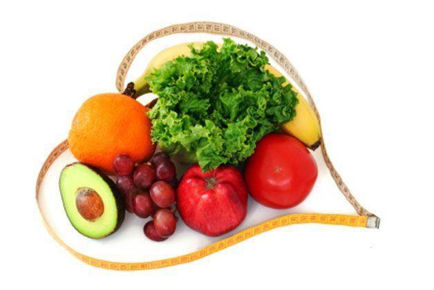 Eliminare la cellulite: Alimentazione corretta