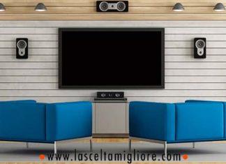 Distanza televisore divano salute