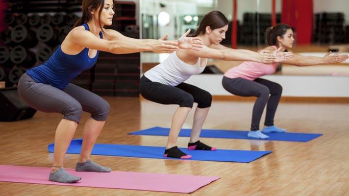 Eliminare la cellulite: Esercizio Fisico
