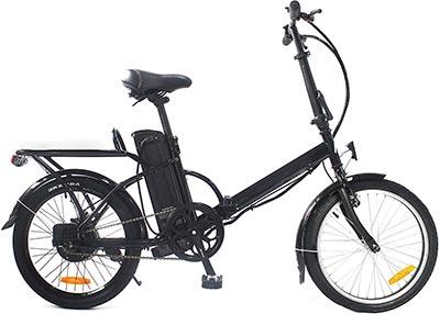 bicicletta elettrica i-Bike BRERA