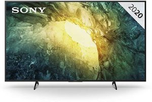 Sony KD65X7055PBAEP tv 60 pollici